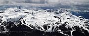 Whistler Mountain View From Blackcomb Print by Pierre Leclerc Photography