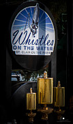 Whistles Posters - Whistles on the Water Poster by Grace Grogan