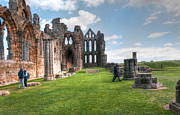 David  Hollingworth - Whitby Abbey  2