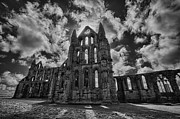Stoker Posters - Whitby Abbey from the north Poster by Graham Moore