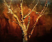 Maurice Sapiro - White Birch