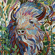 Erika Pochybova-Johnson - White Buffalo