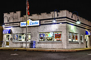 White Castle 2 Print by Paul Ward