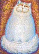 Raisa Vitanovska - White Cat