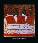 Linda Arthurs - White Couch
