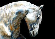 Juan Jose Espinoza - White Horse In Black