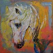 Michael Creese - White Horse