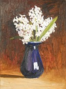 Tancau Emanuel - White Hyacinths In Blue...