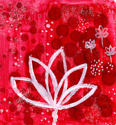 Louise Gale - White lotus red energy