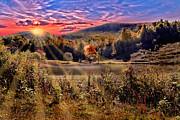 Jeff McJunkin - White Oak Mountain Sunrise
