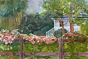 Renee Chastant - White Railing