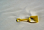 White Sands New Mexico Sand Boz Print by Gregory Dyer