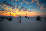 Allen Biedrzycki - White Sands Sunrise II