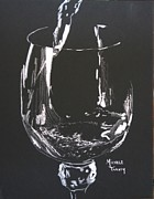 Michele Turney - White Wine In Black and...