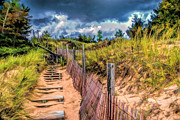 Christopher Arndt - Whitefish Dunes State Park Stairs