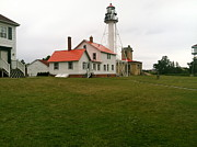 Rob and Morgan Tuisku - Whitefish Point...