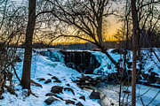 Randy Scherkenbach - Whitnall Waterfall in...
