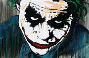 Ledger; Book Originals - Why So Serious by Jack Irons
