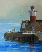 Robert Teeling - Wicklow Lighthouse