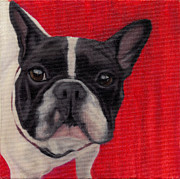Bully Originals - Wide-Eyed Red by Dana Feagin