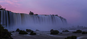 Featured Art - Width of Iguacu Sunrise by Mike Reid