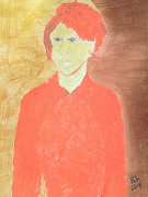 Richard W Linford - Wife in Red Sweater 1
