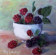 Cheri Wollenberg - Wild Blackberries