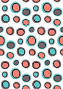 Wild Bounce Print by Susan Claire