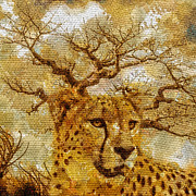 Warm Paintings - Wild by Mo T