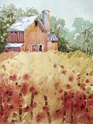Joyce Hicks - Wild Poppies