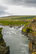 Patricia Hofmeester - Wild river in Iceland