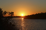 Indian River Fl Photos - Wildcat Cove Sunset by Megan Dirsa-DuBois