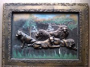 Featured Reliefs - Wildlife by Mary Otor