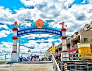 Nick Zelinsky - Wildwood Boardwalk...