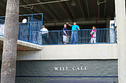 Baseball Stadiums Originals - Will Call by William Ragan