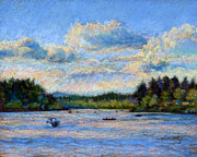 Dorothy Jenson - Willamette Sunset