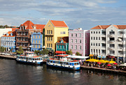 Carol Barrington - Willemstad Waterfront -...