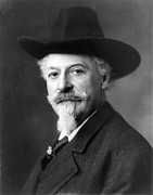 Buffalo Bill Cody Posters - William Cody Poster by Unknow