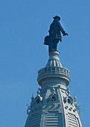 William Penn Photos - William Penn by Skip Willits