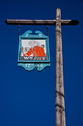 Portsmouth Nh Posters - William Pitt Tavern Poster by Joann Vitali