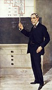 William Ramsay, Scottish Chemist Print by Science Photo Library