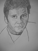 Jeremiah Cook - William Shatner Portrait