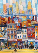 Mikhail Zarovny - Williamsburg bridge