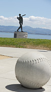 Fame Prints - Willie McCovey -- Giants Print by David Bearden