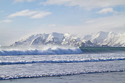 Kodiak Photos - Wind and Waves On Kodiak by Tim Grams
