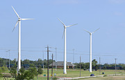Generators Originals - Wind Generators in Denton by Ruth  Housley