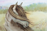 Gifts Originals - Wind Horse by Kym Stine