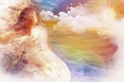 Wind Of His Glory Print by Jennifer Page