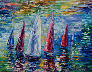 OLena Art - Wind on Sails