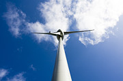 Generators Prints - Wind power Print by Jim Orr